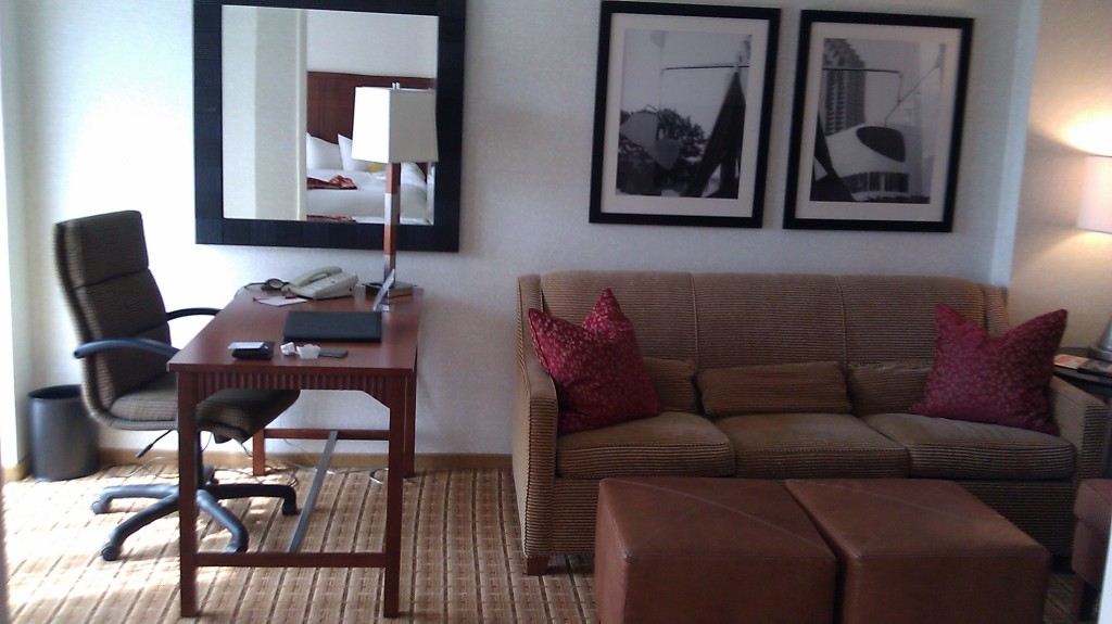 Atlanta Marriott Suites Midtown reviews