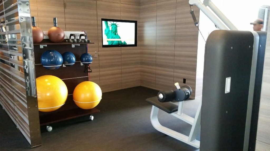 park hyatt nyc fitness center