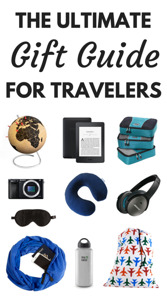 The best gifts for travelers for every budget. ***********************Best Travel Gifts | Travel Gifts Ideas | Practical Travel Gifts | Travel Gifts for Women | Travel Gifts for Men | Wanderlust Travel Gift | Travel Gift Women | Travel Gift Men | Gifts for Travelers | Travel Gifts | Birthday Gifts for Travelers | Unique Travel Gifts | Holiday Gifts for Travelers | Christmas Gifts Ideas | Gifts Travel Ideas Present | #giftguide #giftideas #travelgifts #giftsfortravelers