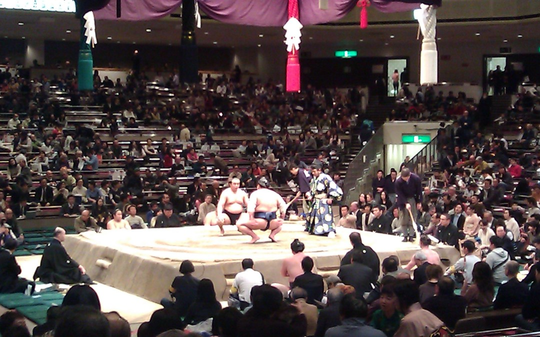 Tips for Watching Sumo Wrestling in Japan in 2021 and 2022
