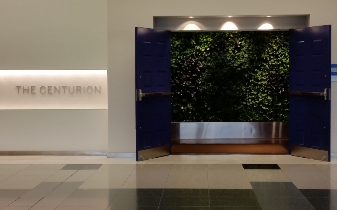 Review: Amex Centurion Lounge Las Vegas Airport