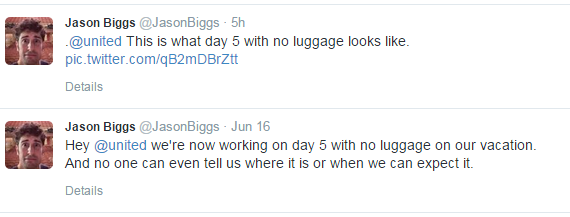 Is United Having Issues with Missing Bags Lately?