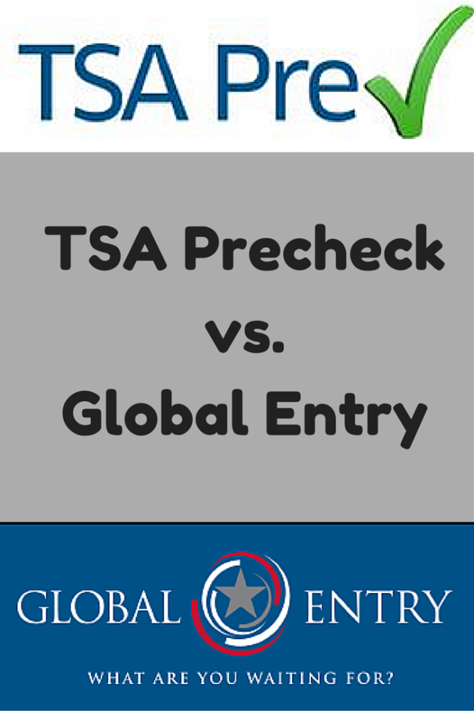 Not sure if you should apply for TSA Precheck vs Global Entry? Find out how these programs compare and which one is right for you.