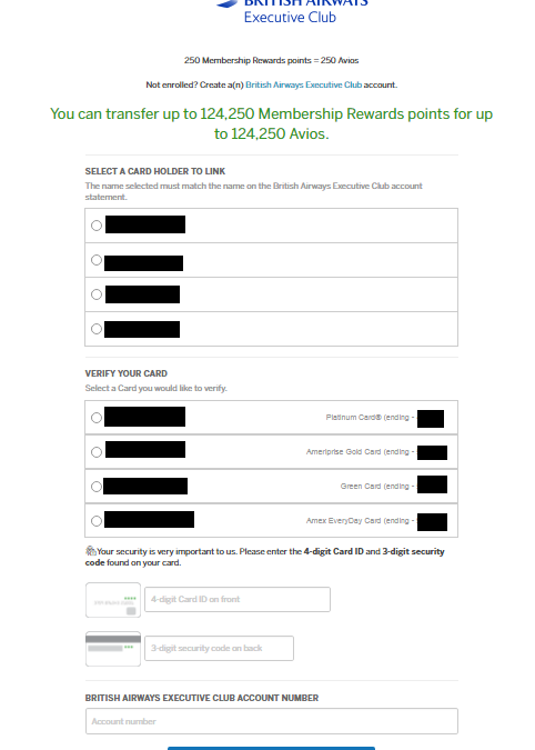 Can You Transfer Amex Membership Rewards Points to Another Person?