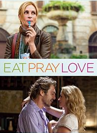 Eat Pray Love makes any list of wanderlust movies