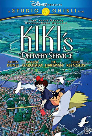 Kiki's delivery service travel movie