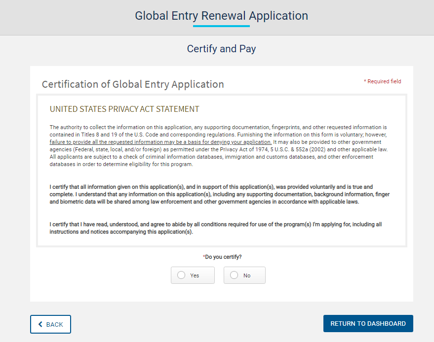 How to Renew Global Entry: Guide Based on Our Recent Experience