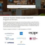 American Express Platinum Card Lounges You Can Access For Free
