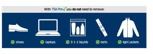 the benefits of TSA Precheck are worth the cost