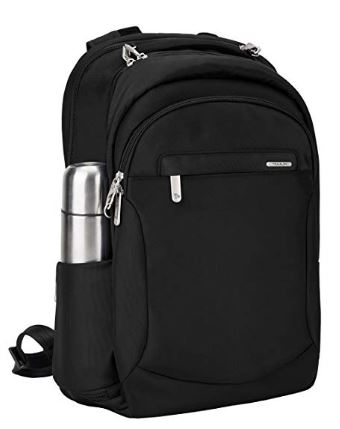 anti-theft backpack is a useful gift for men that travel